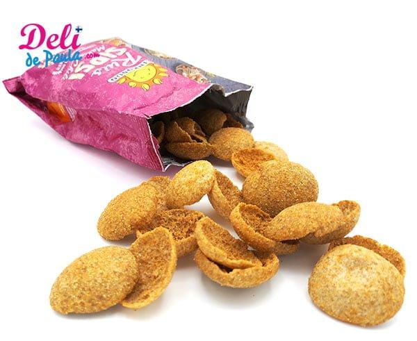 Crujiente Snack de Centeno ( chili suave) - Deli de Paula