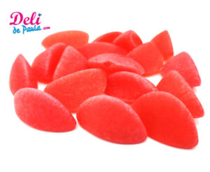 Raspberry Fruits Boats - Deli de Paula