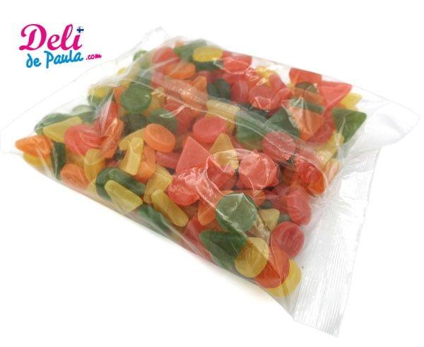 Frutas Blandas Geométricas - Deli de Paula