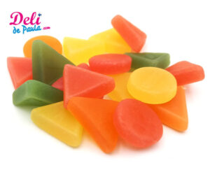 Geometric Soft Fruit - Deli de Paula