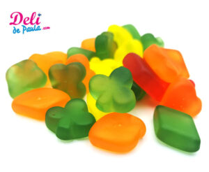 Fruit Soft Cards Figures - Deli de Paula