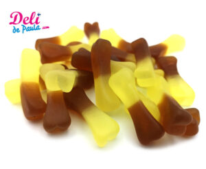 Pineapple and Caramel Bones. Bags 1Kg - Deli de Paula