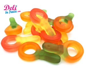 Soft Soothers Jelly Fruit - Deli de Paula