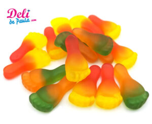 Jellies Frutas Big Foot - Deli de Paula