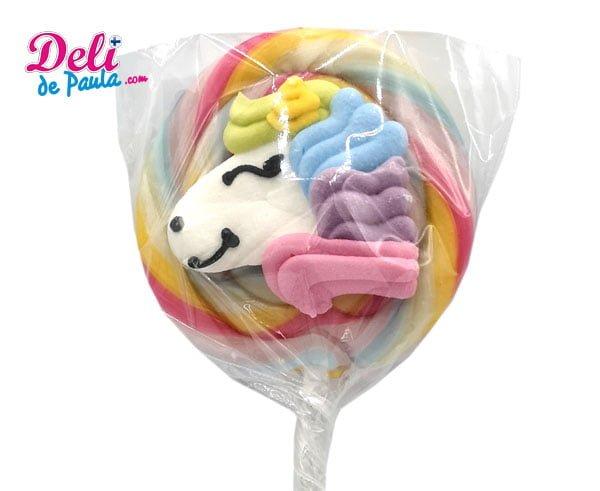 Unicorn Lollipop - Deli de Paula