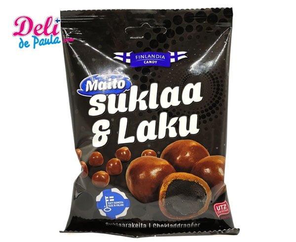 Chocolate relleno de regaliz - Deli de Paula