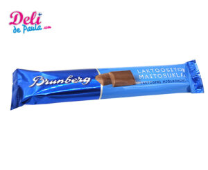Brunberg Lactosfree Milk Chocolate 30 g - Deli de Paula